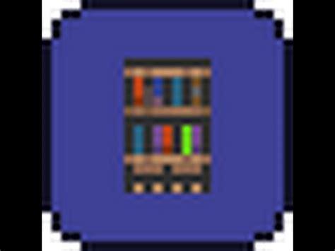 Terraria Bookcase by Terraria Speedruns Obtain Bookcase 6 30 0