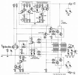 high power mosfet amplifier circuit ideas With 300w power amplifier circuit with 2n773 schematic diagram