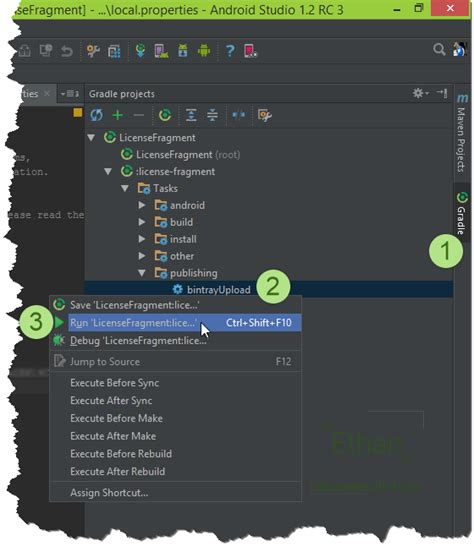 android gradle android studio gradle projects ethan s
