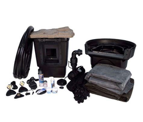 Aquascape Micropond Kit by Aquascape Pond Kits