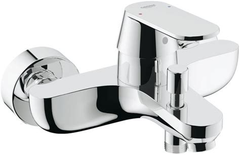 Grohe Bathroom Equipment by Grohe Eurosmart Cosmopolitan Single Lever Bath Mixer