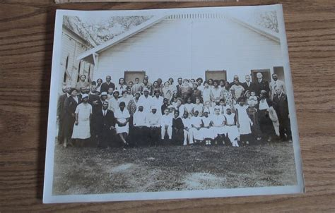 black church congregation  possibly woodland california