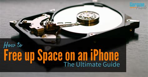 free up iphone space how to free up space on an iphone the ultimate guide