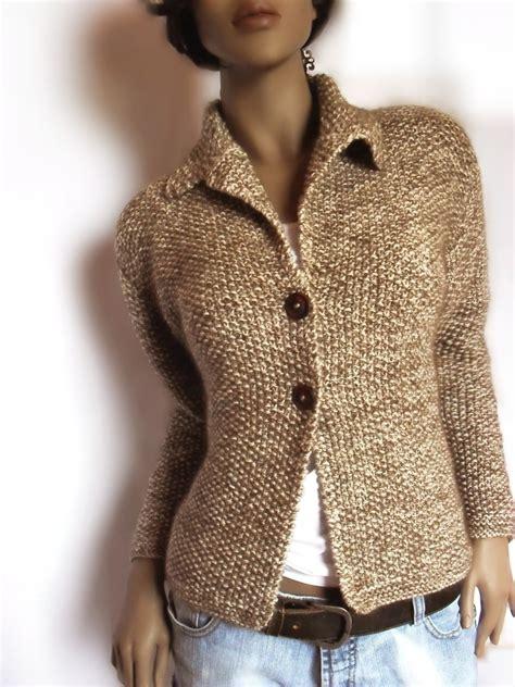 merino wool sweater womens womens knit jacket merino wool sweater mohair by pilland