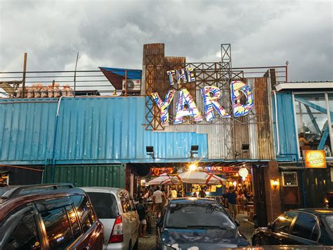 The Yard by 7 Food Parks Dining Spaces To Try In Metro Manila