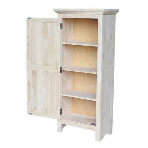 unfinished maple cabinets international concepts unfinished storage cabinet cu 120