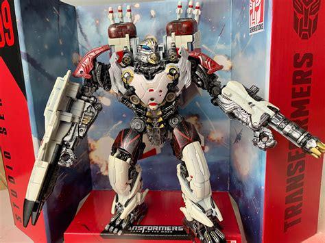 Custom Studio Series Ramjet Transformers