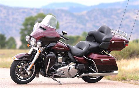2014 Harley-davidson Touring Motorcycles Review