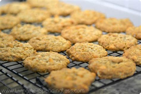 oatmeal butterscotch cookies best ever oatmeal butterscotch cookies living well spending less 174