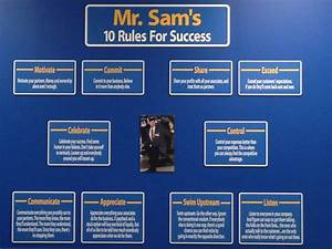 Good Qualities In An Employee Sam Walton 39 S 10 Rules For Success Http Csi