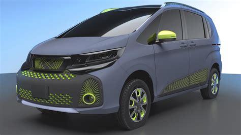 honda previews  customized minivans  tokyo auto