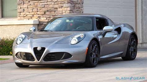 Fiat Alfa Romeo 4c by 2015 Alfa Romeo 4c Review Slashgear