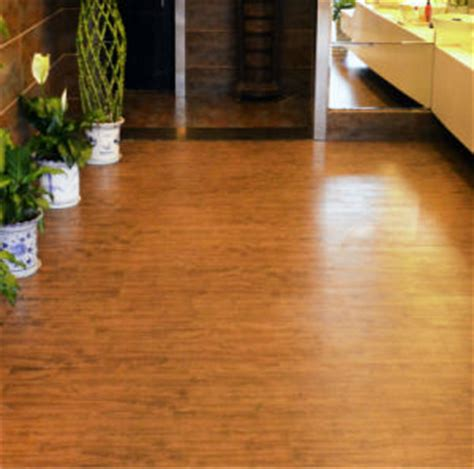 China Waterproof Flooring For Kitchen & Bathroom (jym