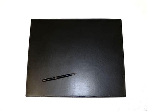 sous cuir bureau petit sous mains de bureau en cuir noir