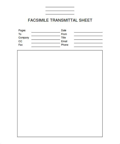 free fax cover template fax cover sheet template 14 free word pdf documents free premium templates