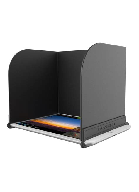 pgytech ipad tablet folding fpv monitor hood sun shade flying tech
