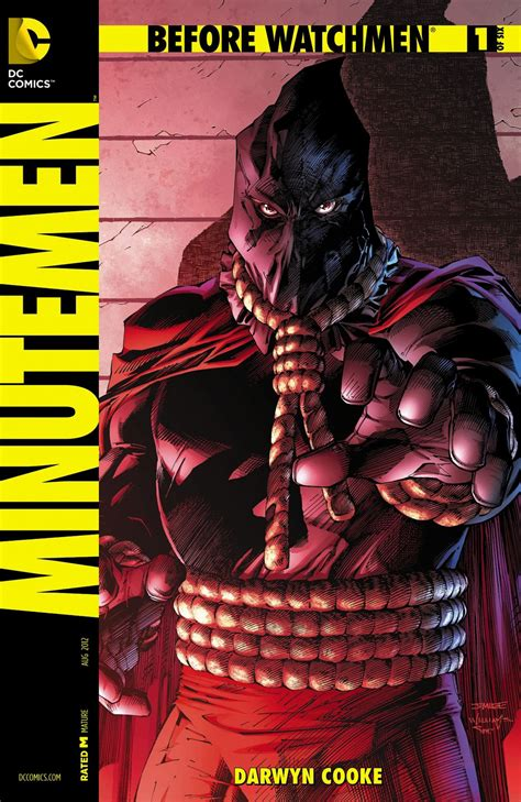 hooded justice watchmen dc comics