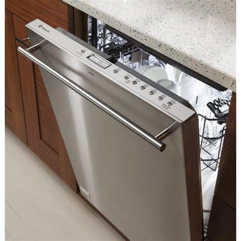 ge monogram zdtspfss  fully integrated dishwasher  pro handle  stainless steel