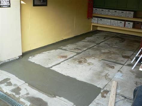 laying porcelain tile for garage floor 6speedonline