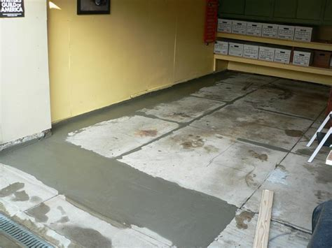 Laying Porcelain tile for garage floor   6SpeedOnline