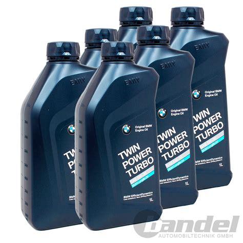 Original Bmw Oe Ölfilter+bmw MotorÖl 5w30 F20 21 E90 91