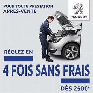 Carte Peugeot 4 Fois Sans Frais : peugeot chateauroux concessionnaire garage indre 36 ~ Gottalentnigeria.com Avis de Voitures