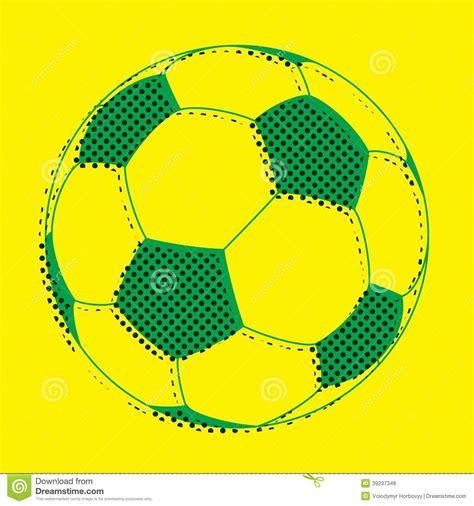 foto de Pallone da calcio illustrazione vettoriale Illustrazione