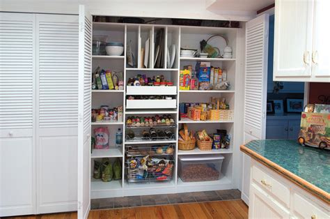 drawers or cabinets in kitchen pantries contemporary kitchen chicago by closet 8829