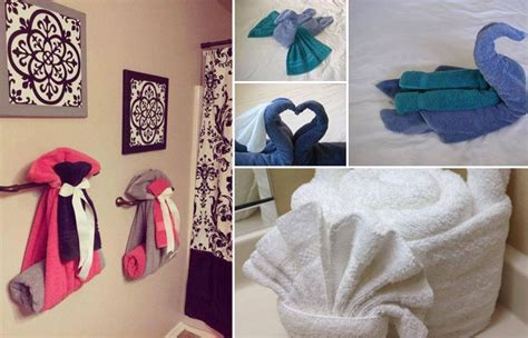canapé jardin des idées sublimes de pliage de serviettes de bain à faire