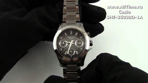casio she 3023 1a обзор женские наручные часы casio she 3503bd 1a