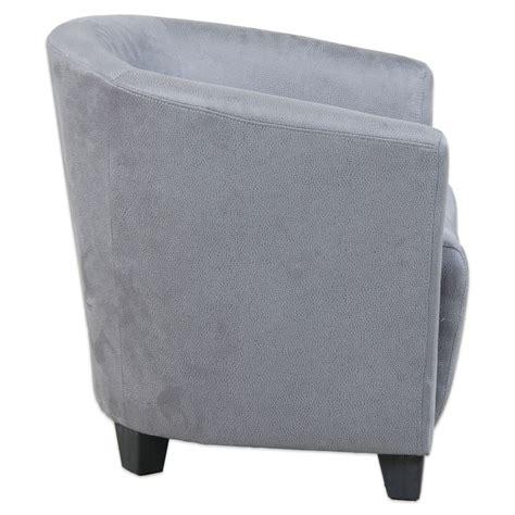 excellent fauteuil cabriolet gris en tissu microfibre toro dya shoppingfr tissu fauteuil bridge