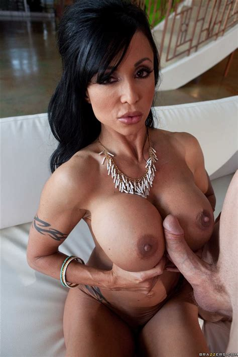 Jewels Jade Steals A Young Stud To Fuck Her Big Tits