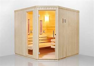 In Der Sauna : sauna und infrarot kombination infrarotstrahlen in der sauna ~ Whattoseeinmadrid.com Haus und Dekorationen