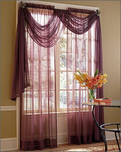 modern house ideas  simple curtains