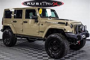 Jeep Wrangler Custom : 2017 jeep wrangler rubicon unlimited gobi ~ Maxctalentgroup.com Avis de Voitures
