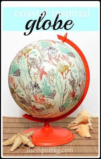 globe   coastal inspired