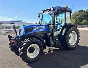 New Holland T4 105f Special Tractor  U2013 Tier 3 Parts Catalog