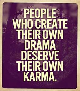 Bad Karma Quotes Funny. QuotesGram