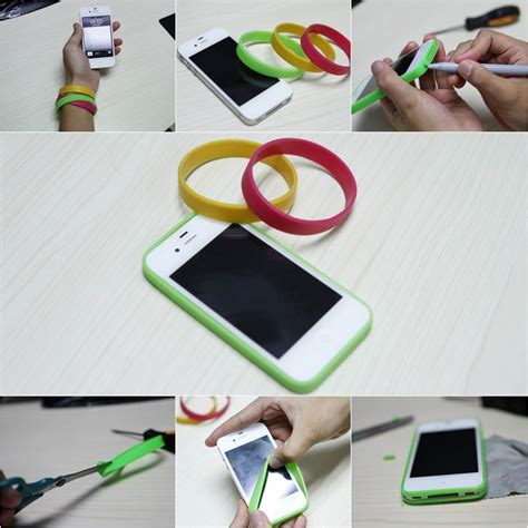 How To Make Easy Diy Iphone Bumper Case