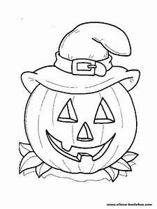 Dessin D Halloween Facile : coloriage image de citrouille facile dessin gratuit imprimer ~ Dallasstarsshop.com Idées de Décoration