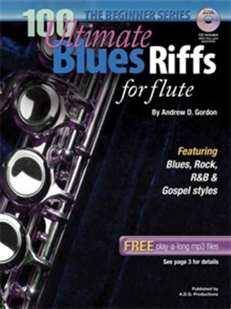 100 Ultimate Blues Riffs for Flute Beginner Series PDF file