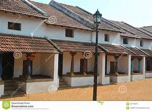 Traditional Indian house stock photo. Image of street ...