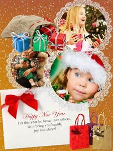 New, Year, U0026, 39, S, Day, Card, Template