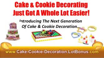 cake decorating books cake decorating tutorials