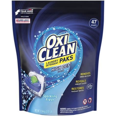 Amazon.com: OxiClean White Revive Laundry Stain Remover