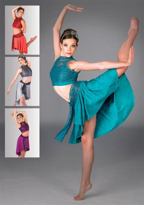 17 Best images about Contemporary Dance Costume Ideas on Pinterest | Lace Recital and Jazz