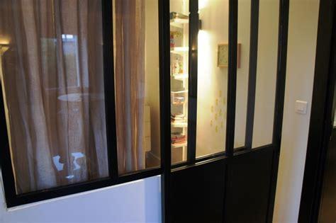 d co m6 chambre verrière pour séparer une chambre et un salon