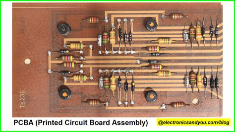 Printed Circuit Board Design Diagram Assembly Steps