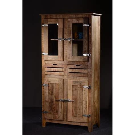 frigo de chambre armoire 2 portes frigo bois naturel achat vente armoire
