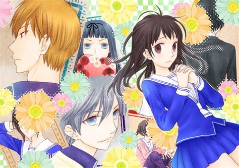 Anime Fruit Basket Episode 1 Crunchyroll Quot Fruit Basket Another Quot 1st Chapter Posted On